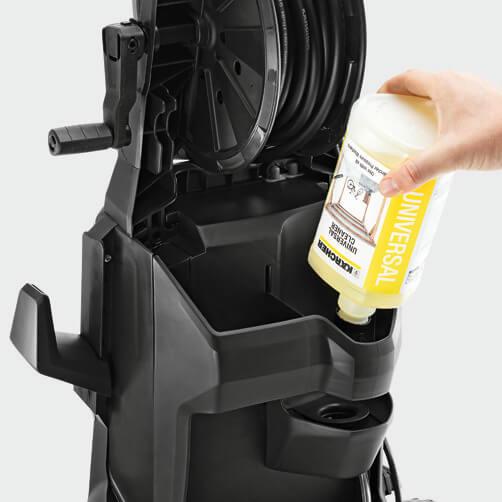 Kimyəvi suqəbuledici sistem Plug 'n' Clean