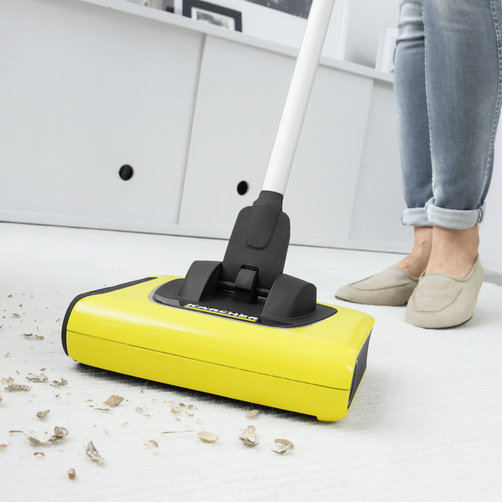 Karcher Adaptiv Təmizləmə sistemi (Karcher Adaptive Cleaning System)