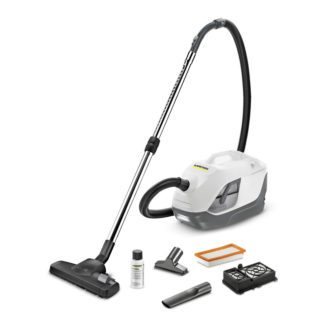 Пылесос Karcher DS 6 Premium (white)*EU