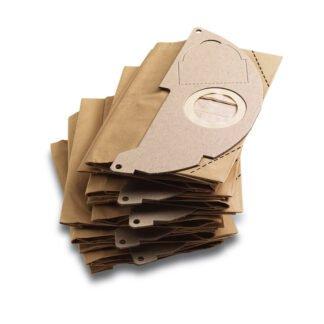 Бумажные фильтр-мешки (5 шт.) для  WD 2