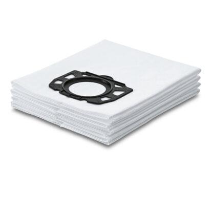 Флисовые фильтр-мешки для WD 4, WD 5, WD 6, 5 шт.
