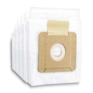 VC 2 Premium üçün tekstil filtr torbası, 5 ədəd