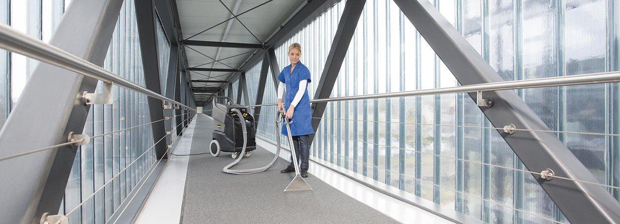 Моющие пылесосы и аппараты для чистки ковров